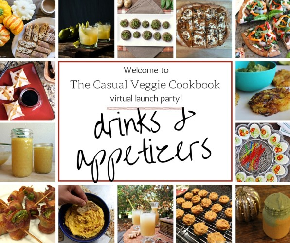 Casual Veggie Launch Party!